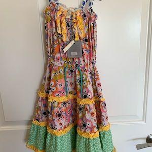 NWT Matilda Jane Tell Me More Dress- size 4